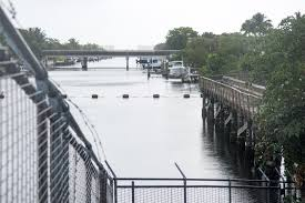 district angles to improve spillway safety for fishing sun sentinel