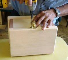 Wood Box Plans Free by Free Wooden Box Plans How To Build A Wooden Box Organiseren