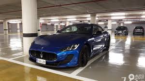 Maserati Grancabrio Mc 4 November 2017 Autogespot