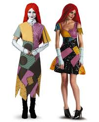 nightmare before christmas costumes before christmas sally costume
