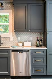 what color compliments gray cabinets 44 gray kitchen cabinets or heavy light