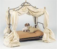 Pet Canopy Bed Canopy Pet Bed