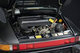 porsche trunk auction block 1989 porsche 911 turbo hiconsumption