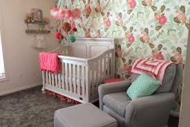 chambre fleurie 5 idées de décoration pour fleurir la chambre de bébé neufmois fr