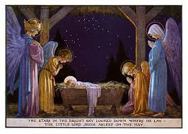 and the holy family at the manger many more