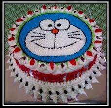 cara membuat hiasan kue ulang tahun anak 14 kue ulang tahun anak tema doraemon lucu lucu banget