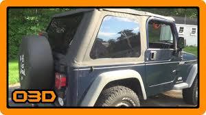 jeep 2004 project 2004 jeep tj bestop trektop nx installation o3d jeeps
