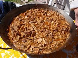 la cuisine pied noir mon carnet de cuisine gazpacho manchego ou oranais