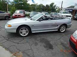 98 ford mustang gt 1998 ford mustang gt 2dr convertible in clearfield ut dave s