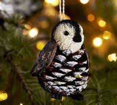 jim shore mini snowman with pinecone ornament time