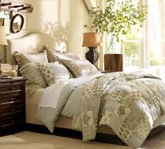 Upholstered Nailhead Headboard by Pottery Barn Raleigh Upholstered Nailhead Camelback Bed Frame