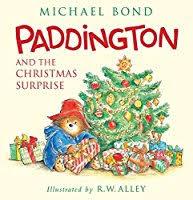 paddington bear christmas surprise michael bond