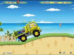 pokemon games play free pika poke truck pokemon car