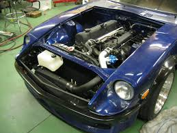 nissan 260z engine the project car engines the unlikely choices