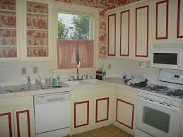 Modernizing Oak Kitchen Cabinets by Updating Oak Kitchen Cabinets Before And After Renovating And