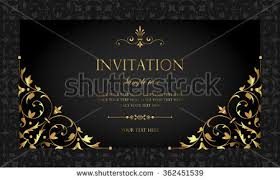 invitation card invitation card stock images royalty free images vectors