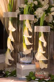 Floral Decor 232 Best Cylinder Centerpiece Images On Pinterest Wedding
