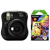 free shipping amazon black friday fujifilm instax camera 100 piece accessory bundle only 20 01 on