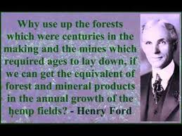 Henry Meme - henry ford hemp meme through a rose tinted lens