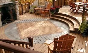 Patio Deck Designs Pictures Patio Deck Designs The Home Design Adorable Deck Designs For