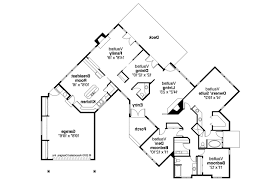House Plans With Courtyard by Ranch House Plans Linwood 10 039 Associated Designs