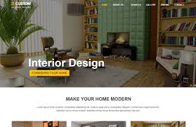 best home interior websites best interior design website template free