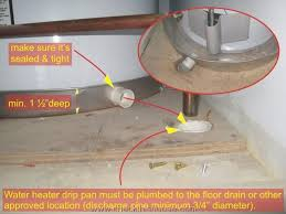 water heater inspection home inspector tips checkthishouse