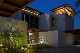 Home Interiors India Courtyard House By Hiren Patel Architects