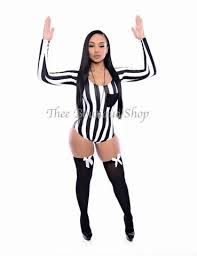 Referee Halloween Costume Halloween Collection Thee Boutique Shop