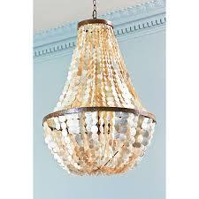 Gold Capiz Chandelier Alessandra 5 Light Chandelier European Inspired Home Furnishings