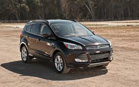 Ford Escape Bike Rack - 2013 motor trend suv of the year contenders truck trend
