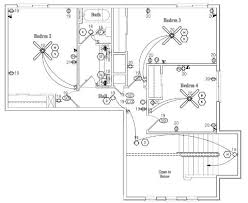 impressive inspiration 9 house electrical layout sample wiring