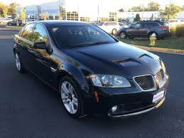 2008 pontiac g8 4dr sedan in chantilly va the automotive company