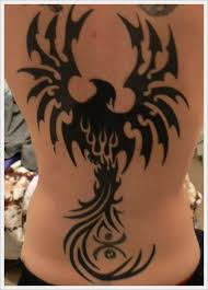 peacock tribal back tattoos ideas back tribal tattoos tribal