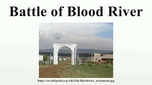kenworth wiki battle of blood river youtube