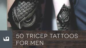 Tattoos For Triceps 50 Tricep Tattoos For
