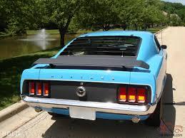 Mustang Boss 302 Specs Ford Mustang Boss 302 Car Classics