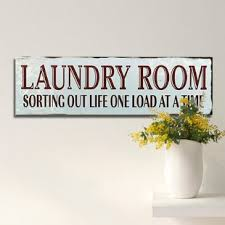 Wall Decor For Laundry Room Vintage Laundry Room Decor Wayfair