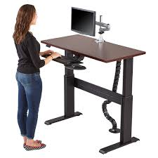 stand up and adjustable tables in portland or desks inc