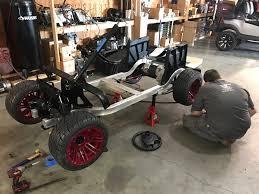 car suspension repair golf cart service prosper frisco celina mckinney