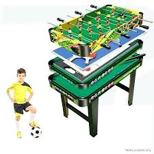 ping pong table kmart 4in1 game table crane 4 in 1 multi game table 4 in 1 game table aldi