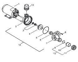 magnetek century bn24v1 48 frame single speed motor 3 4 hp 115