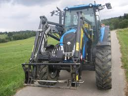 tractores tractor landini de segunda mano