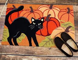 black halloween rugs perplexcitysentinel com