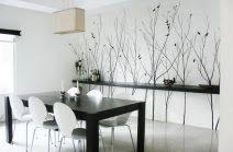 esszimmer gestalten wände machen ideen esszimmergestaltung esszimmer gestalten wände 12