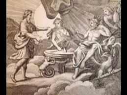 Tiresias The Blind Prophet Tiresias Youtube