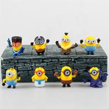 2017 new despicable me 2 minions toys ornament gift