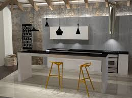 Contemporary Kitchen Design by Elegant Kitchen Idea Approach Home Design And Home Interior