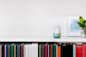 Amazon Home Google Unveils Its Amazon Echo Competitor A Smart Speaker Called