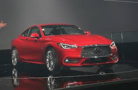 new infiniti q60 coupe will be second model with red sport